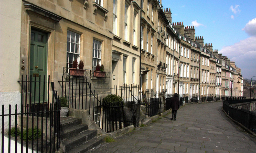Time to buy in Bath